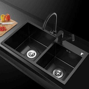 سینک گرانیتی smt، سینک گرانیتSMT،سینک smt، سینک گرانیت، سینک گرانیتی، سینک آشپزخانه، سینک ظرفشویی، تجهیزات آشپزخانه، کابینت آشپزخانه