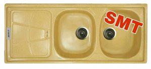 سینک کورین، سینک گرانیتی smt، سینک گرانیتSMT،سینک smt، سینک گرانیت، سینک گرانیتی، سینک آشپزخانه، سینک ظرفشویی، تجهیزات آشپزخانه، کابینت آشپزخانه