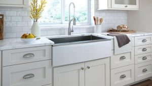 سینک ظرفشویی گرانیتی موادی SMT