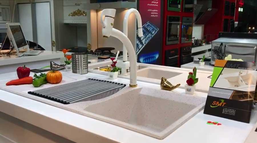 اکسسوری های سینک ظرفشویی